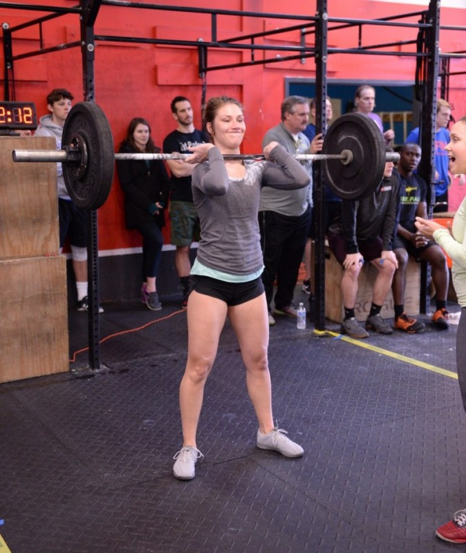 Alex Barth's B-Day WOD