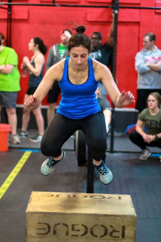 Melissa Wiley's B-Day WOD