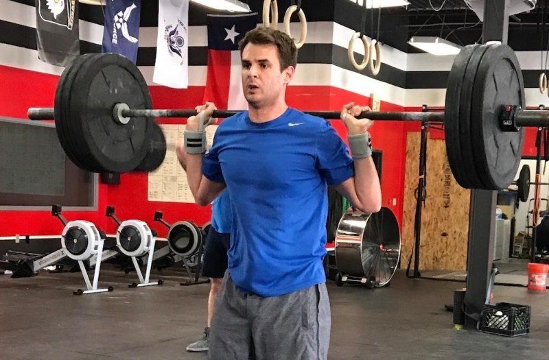 Ryan Hicks' B-Day WOD