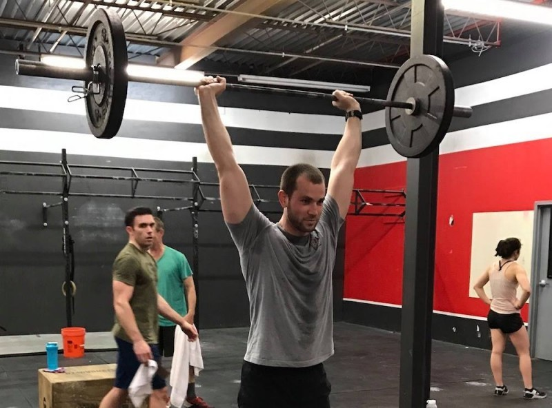 Lincoln's B-Day WOD